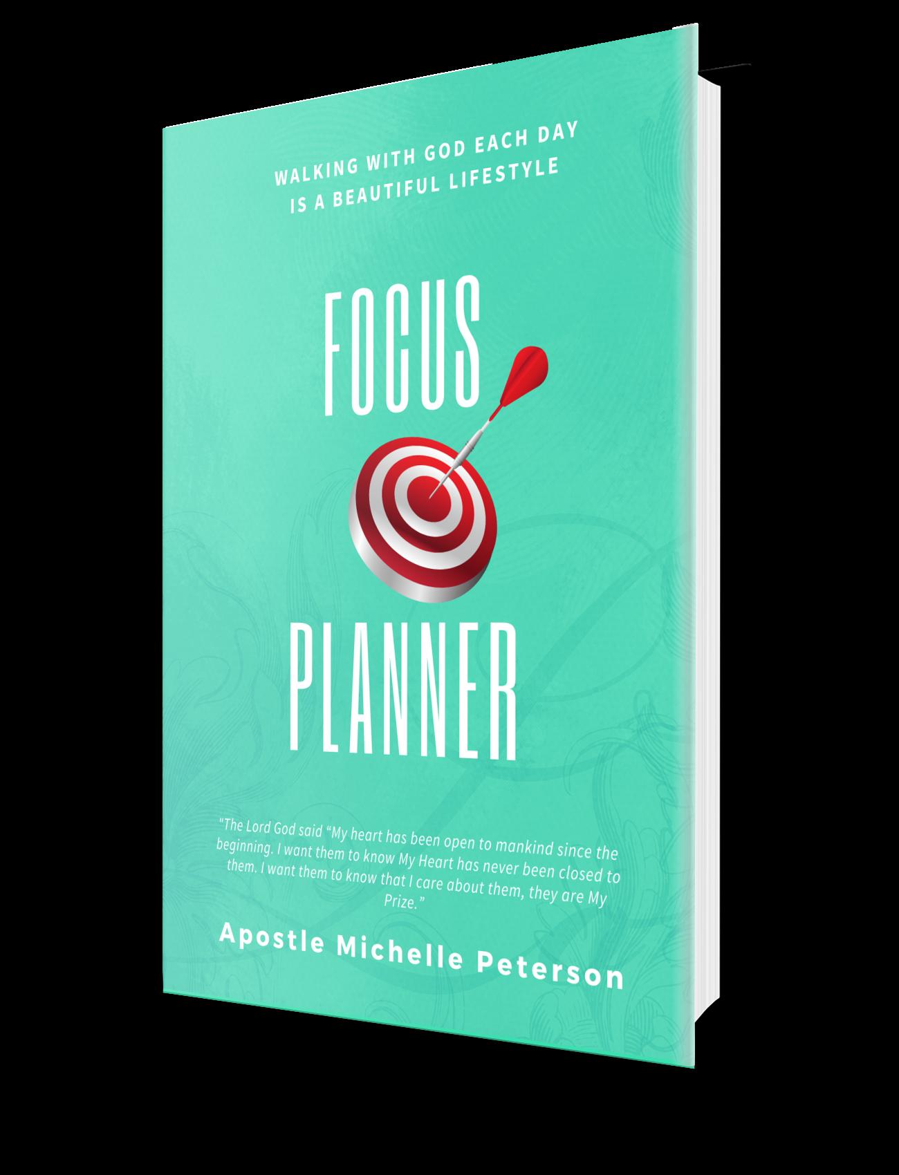 Focus Planner mockup